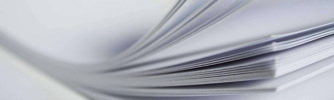 Технология изготовления бумаги, как её делают из макулатуры