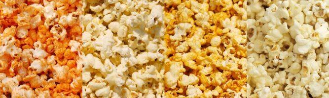 Секрет образования попкорна, его польза и вред