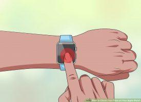 Как проверить свой пульс на вашем Apple Watch