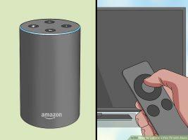 Как управлять Fire TV с Alexa