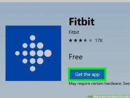 Как синхронизировать ваш Fitbit на ПК или Mac