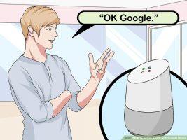 Как настроить будильник с помощью Google Home