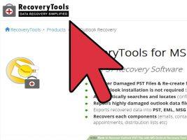 Как восстановить PST-файл Outlook с помощью средства восстановления MS Outlook