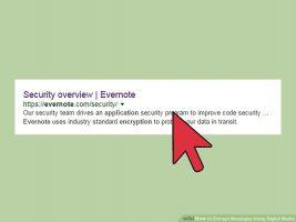 Как шифровать сообщения с помощью цифровых носителей