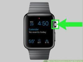 Как очистить все уведомления на Apple Watch сразу