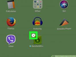 Как упорядочить приложения на ПК или Mac