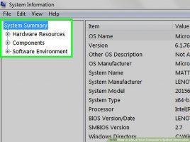 Как посмотреть системную информацию Вашего компьютера