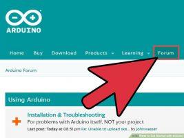 Как начать работу с Arduino