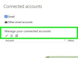 Как перейти от старой к новой учетной записи Microsoft
