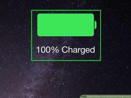 Как сделать зарядку аккумулятора iOS быстрее