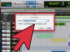 Как сделать мастер-трек в Pro Tools