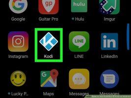 Как загрузить субтитры в Kodi на Android