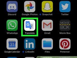 Как использовать камеру с Google Translate на iPhone или iPad