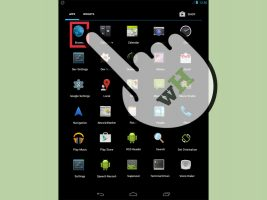 Как добавить ярлык закладки на главный экран Android