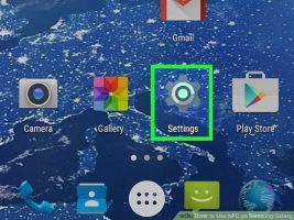 Как использовать NFC на Samsung Galaxy