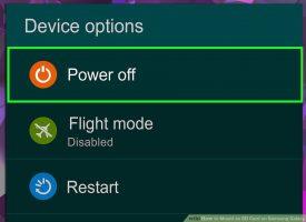 Как установить карту SD на Samsung Galaxy