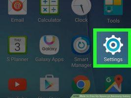 Как освободить место во флеш-памяти на Samsung Galaxy