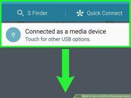 Как включить GPS на Samsung Galaxy