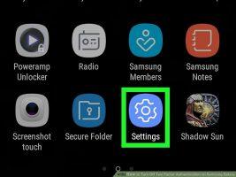 Как отключить двухэтапную аутентификацию на Samsung Galaxy