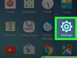 Как отключить уведомления Skype на Samsung Galaxy
