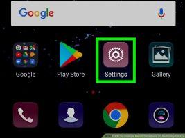 Как изменить чувствительность сенсора на Samsung Galaxy