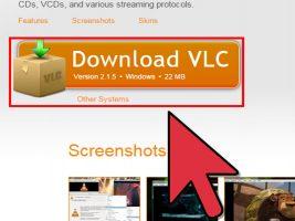 Как экспортировать файлы изображений из видеофайла с помощью VLC