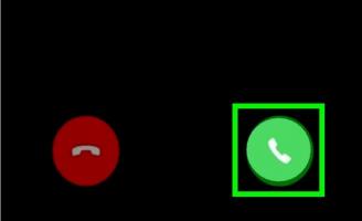 Как отвечать на входящие звонки на Android телефонах