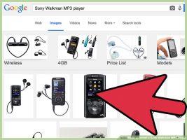 Как подключить MP3-плеер Sony Walkman к ПК