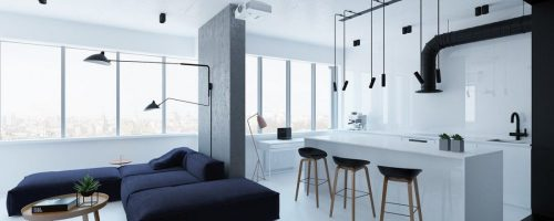 Как стилизовать комнату с помощью осветительного прибора