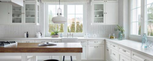 Как избавиться от загрязнений на кухне и в ванной? Проверенные методы