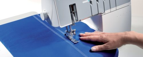 Коверлок – кентавр в мире оборудования для шитья