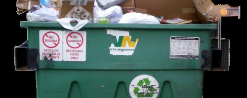 Вывоз отходов и их утилизация