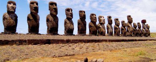 Загадка острова Пасхи: странные статуи — для чего они?